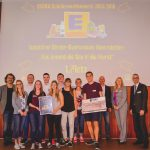 Scheckübergabe Wahlafrid-Strabo-Gymnasium Rheinstetten