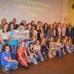 Scheckübergabe Mädchen- und Jungenrealschule St. Elisabeth Friedrichshafen