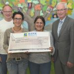 Scheckübergabe – Ambulante Kinder- und Jugendhospizdienst Hanau