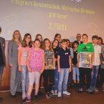 Scheckübergabe Integrierte Gesamtschule Mainspitze Ginsheim