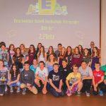 Scheckübergabe Geschwister-Scholl-Realschule Winnenden