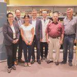 Spendenübergabe NABU-Gruppe: Neues Biotop für Amphibien
