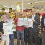 Eifelverein Waxweiler für Projekt Streuobstwiese ausgezeichnet