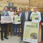 Fischereiverband Saar mit Preis ausgezeichnet