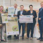Zorica Dierolf ausgezeichnet für Projekt alte Obstorten