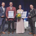 Auszeichnung Johanna von Graevenitz und Jonathan Betz