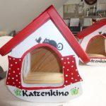 Vogelhaus-Challenge - Katzenkino-Vogelhaus