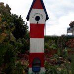 Vogelhaus-Challenge - Leuchtturm-Vogelhaus