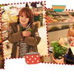 Bloggerin Wunderhaftig mit ihren Kids beim Einkaufen