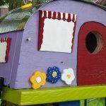 Vogelhaus-Challenge - Wohnwagen-Vogelhaus