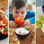 Kochen mit und für Kinder