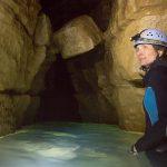 Erkundungstour in der Höhle