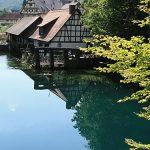 Der Blautopf - die zweitgrößte Karstquelle Deutschlands