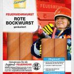 Feuerwehrwurst - Rote Bockwurst