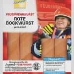 Die EDEKA Feuerwehrwurst unterstützt zahlreiche Jugendfeuerwehren