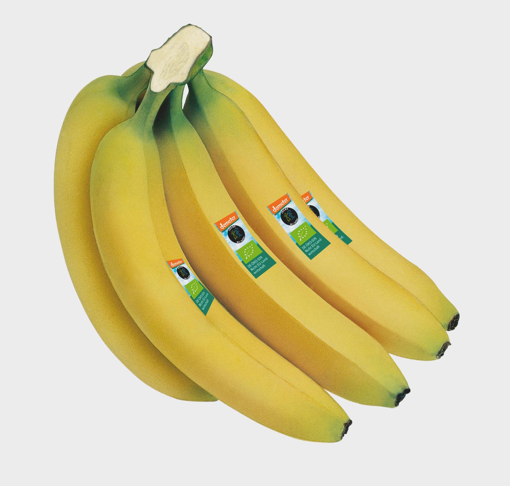 Fabelhaft Idene-Bananen jetzt in Demeter-Qualität - #zukunftleben @LK_51