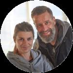 Steffi und Holger von REVIER 51 in Offenburg