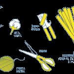 Material für das Insektenhotel aus Dosen