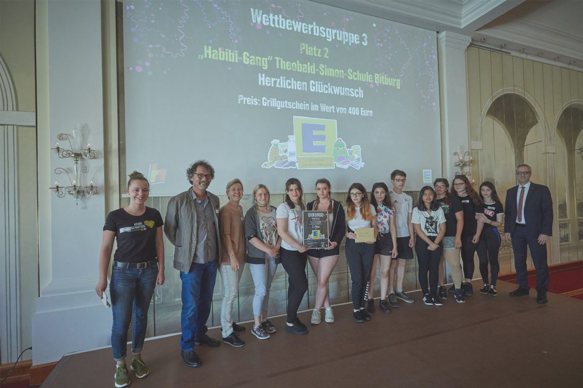 Das Team der Theobald-Simon-Schule
