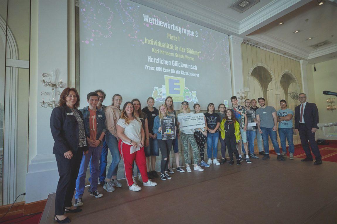 Das Team der Karl-Hofmann-Schule