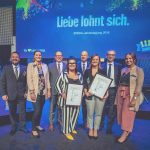Ann-Katrin Schiebel und Katrina Flach sind die Besten beim Nachwuchsförderpreis 2018