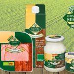 Die Bio-Produkte von Unsere Heimat