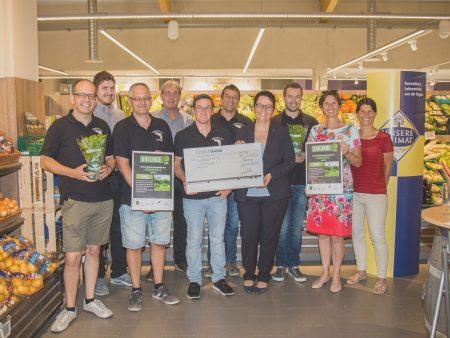 3.000 Euro gehen an den Verein Weiherwiesen e. V.
