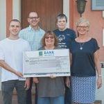 EDEKA Südwest hilft unterstützt den Club 82 in Haslach