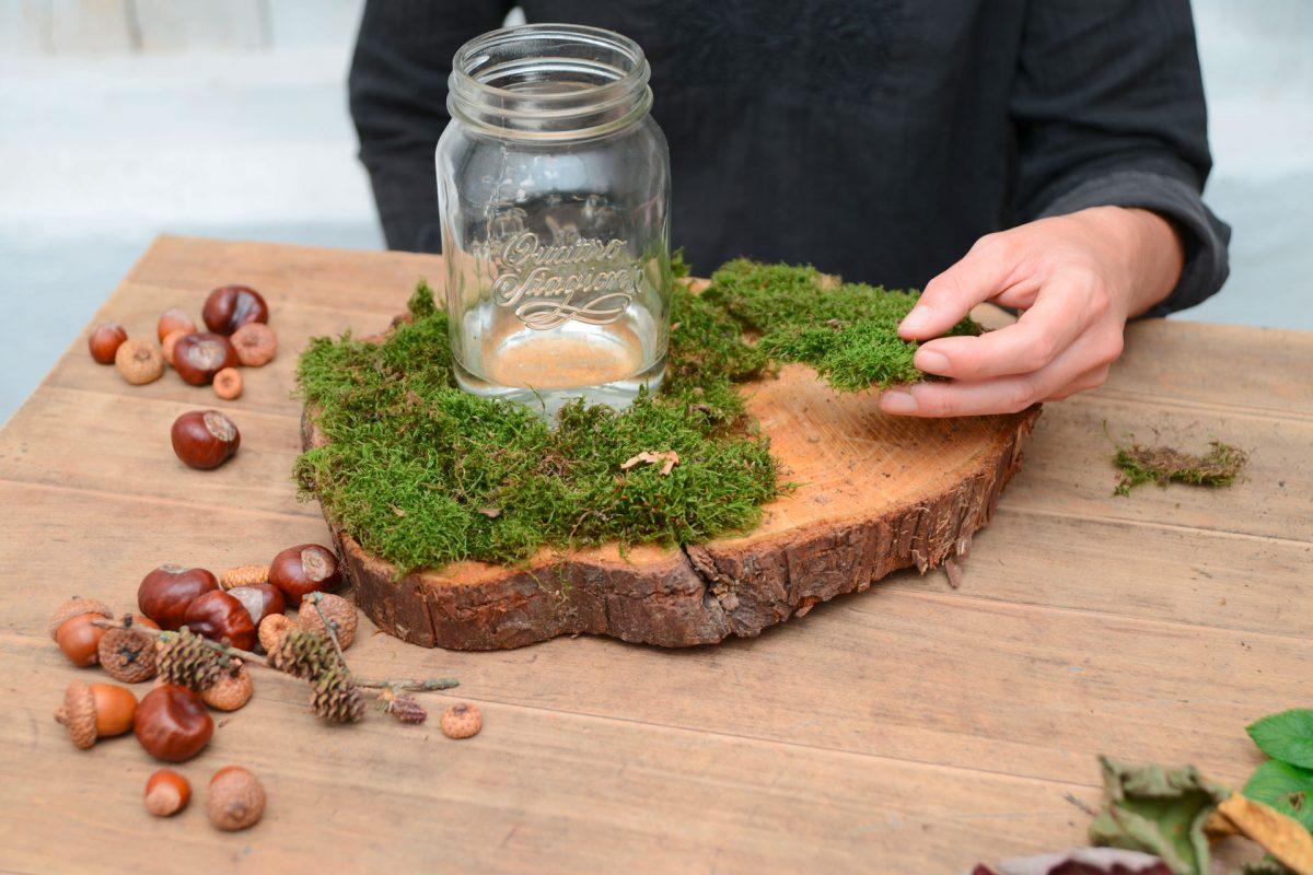 Diy Herbstdeko Mit Naturmaterialien Zukunftleben