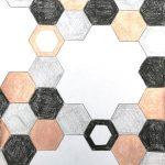 Muster einer Manomama-Tasche