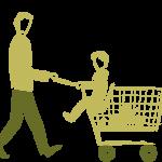 Umweltschonendes Einkaufen