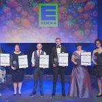 Gleich sechs herausragende Absolventen erhielten im Europa-Park eine Ehrung