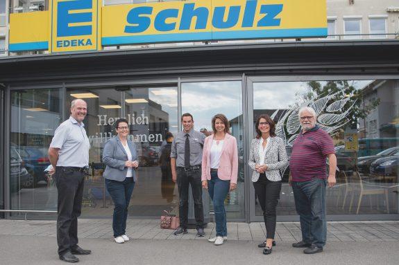In Albbruck bei EDEKA Schulz.